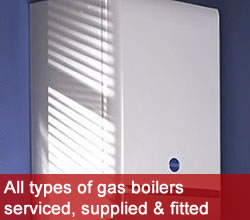 Gas Boiler installers, Manchester, Salford, Bury, Oldham