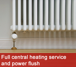 Heating Service and Power Flush